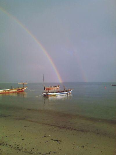 RainyDay, rAinbow, EnjoyingtheView, Beachlife ...So Good to Live around the Beach