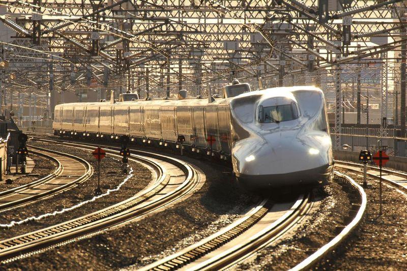 新幹線 Shinkansen N700