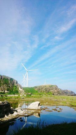 Windmills, Ilocos Norte
