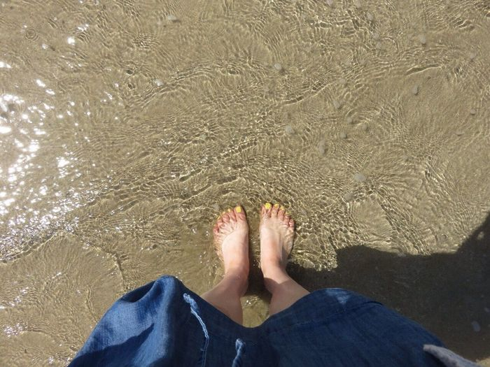 Myfoot Sea Seaside