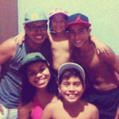 Irmãos ♥ Amô Ruan RobsonLuiz Ricardinho Perola Brothers