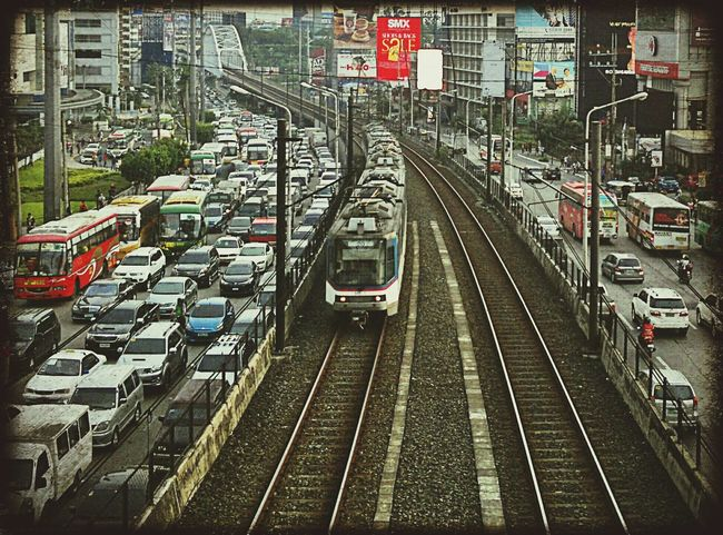 A day in Manila Taking Photos City Life Metropolis Subwayphotography Manila, Philippines