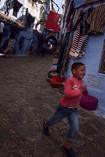 Chefchaouen Photography Children Trip 4月在摩洛哥