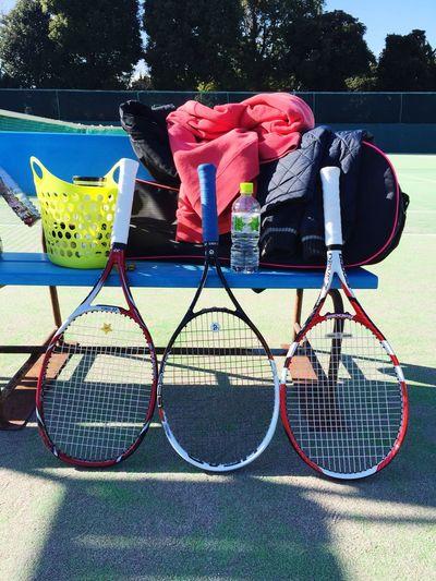 2014年打ち納め★ テニス Tennis