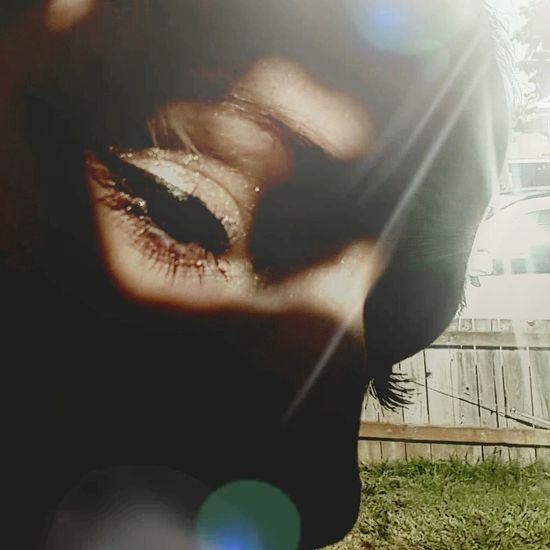 Close-up Human Face Humaneye Makeup Makemagichappen Close-up Part Of Human Face Profile