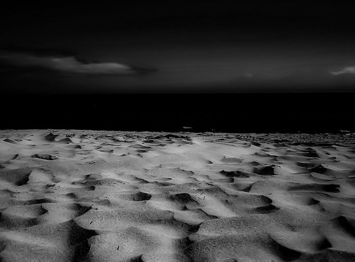 We could live forever..... Walking On The Moon.... Black And White Black And White Collection  Beach Sand & Sea Harsh Beach Walk Beach Life Travel Photography Eye4photography  EyeEm Best Shots Feel The Journey Outdoors Mobile_photographer Fueteventura