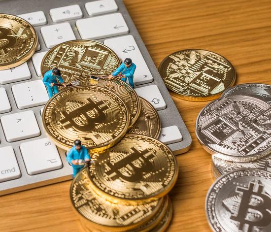 Crypto Coding Currency Bitcoin Code Coding Crypt Desk Fun Funding Key Keyboard Mining Money Money Money Money Silver