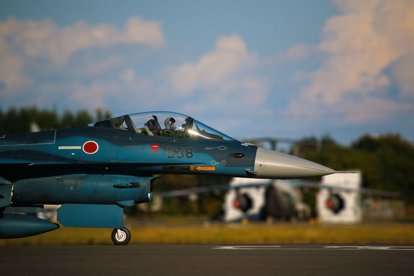 Airbase Airforce Airplane Airplanes Aviation Festival Blue Sky Clear Sky Fighter Flying Iruma Air Base Mid-air Military Mode Of Transport