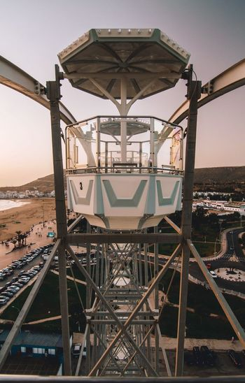 La Grande Roue d'Agadir Amusement Park Ride Ferris Wheel Outdoors