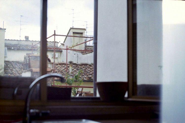 View of window