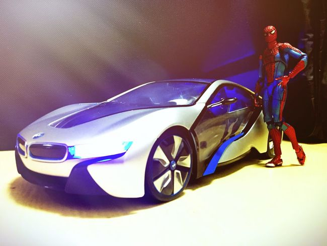 BMW I8 과 함께~~ Hello World Enjoying Life Toys Rc Car Bmw Mission Impossible IPhoneography Great Performance Creative Power