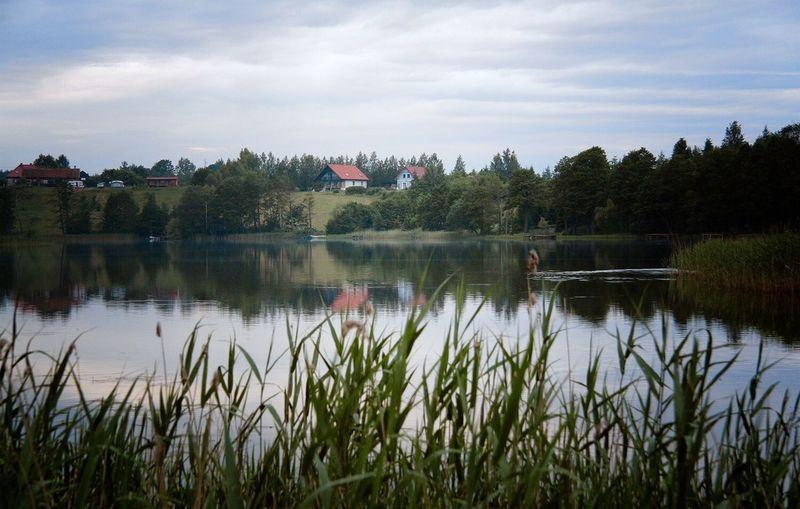 Mazury Nature Water Poland Lake