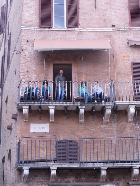 Staggered Architecture Balcony Brick Wall Building Exterior Built Structure City City Life Day Exterior Façade Fire Escape Old Buildings Old City Repetition Residential Building Residential Structure Side By Side Looking Down Connection Enjoying The View Enjoying The Sights Enjoying The Moment