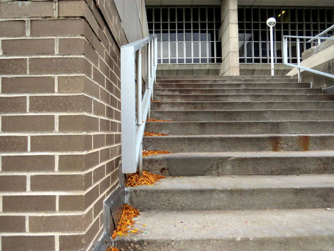 Architecture Building Exterior Built Structure Day Hand Rail No People Outdoors Railing Staircase Stairs Stairway Steps Steps And Staircases