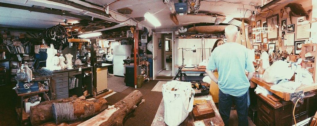 Bobs workshop Dont Be Square