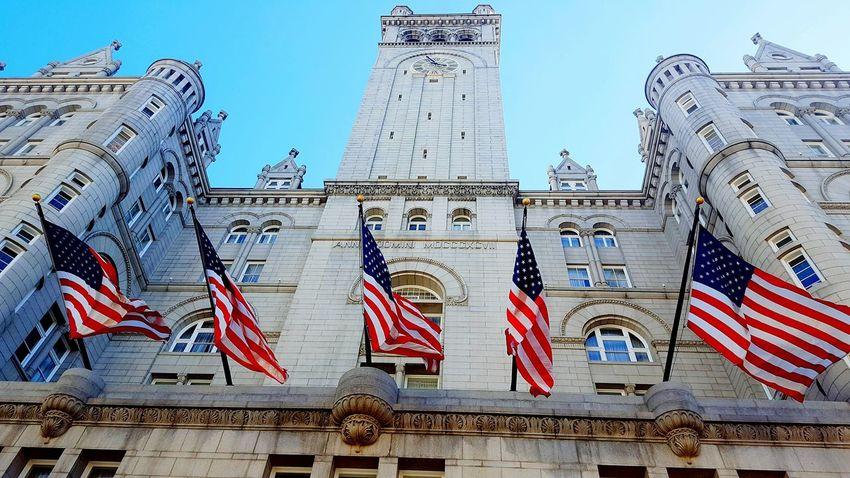 At Washington, D. C. Trump Hotel The Architect - 2018 EyeEm Awards