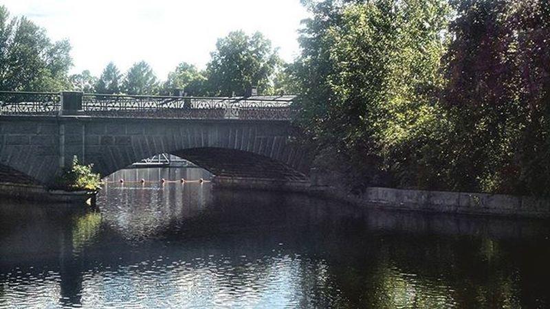 Silta Bridge Puente Pont Tampere Tamperelove Tre Igerstampere Igersfinland Finland Suomi