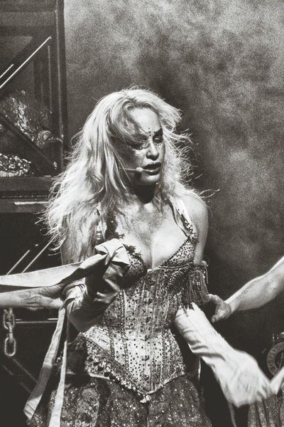 Capa Filter Stage Concert Emilie Autumn live performance @ Heimathafen Neukölln 2013