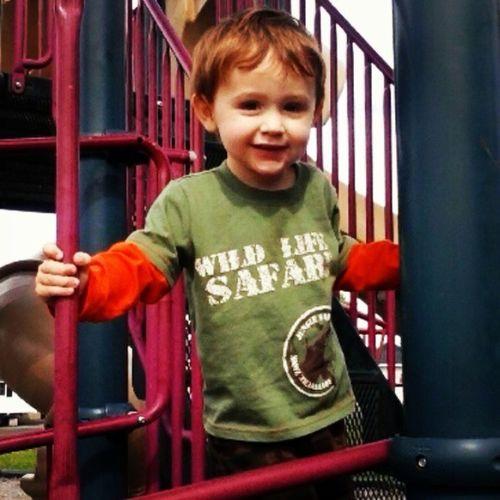 Cutestkidever Mylove Ginger Playground photooftheday cutestbabyever