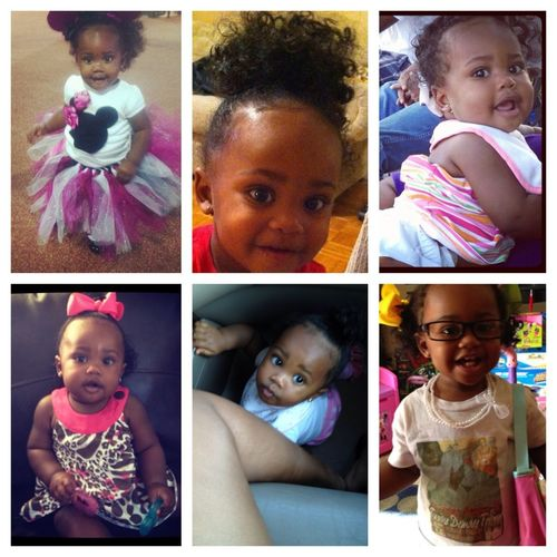 Mane I miss dis lil girl to Death