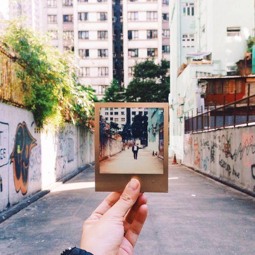 Fromwhereitookit  HongKong Vscocam Polaroid