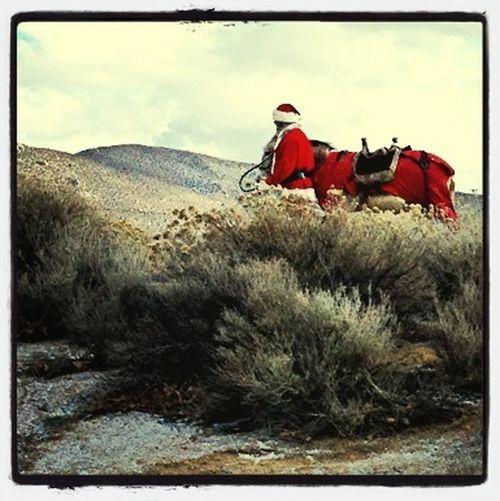 Sagebrush Santa
