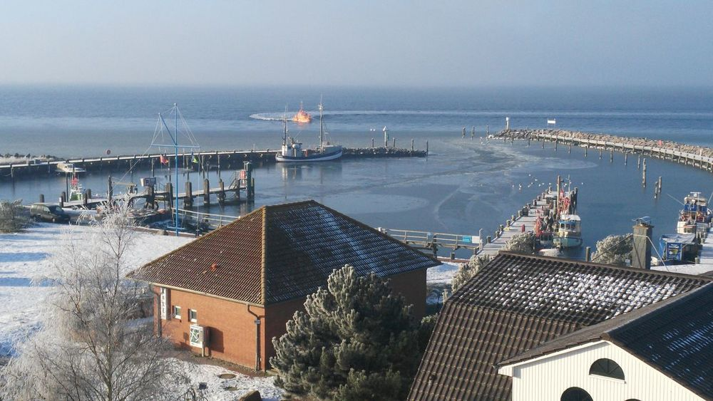 Baltic Baltic Sea Winter Boat Day Harbor Human Settlement Ice Mode Of Transport Moored Nautical Vessel Outdoors Perspective Pier Pilot Pilots Sea Water Winter