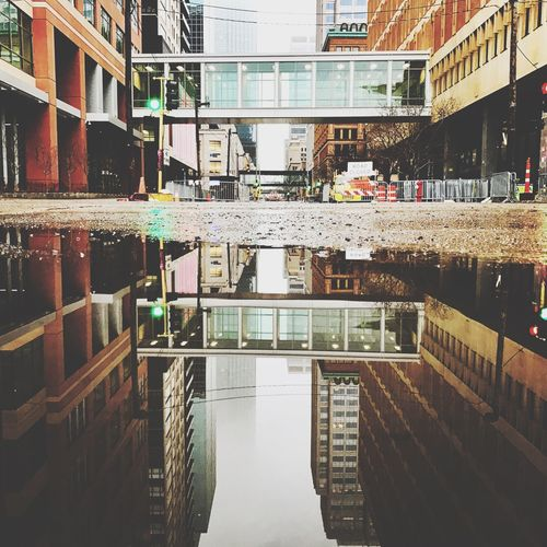 Reflection Built Structure Architecture Water Building Exterior City Day No People Outdoors Minnesotaphotographer