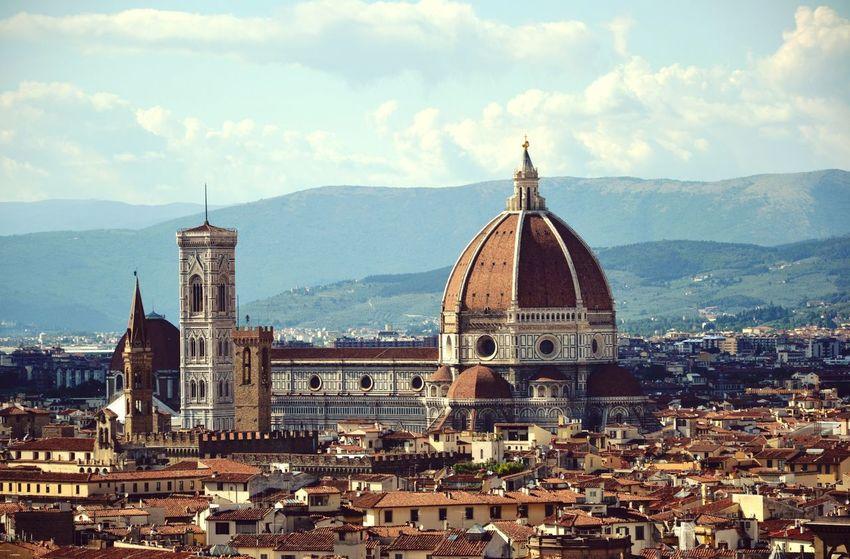 Florence Florence Italy Cityscapes The Architect - 2015 EyeEm Awards Architecture Brunelleschi Filippo Brunelleschi Duomo Santa Maria Del Fiore Duomo Di Firenze Eyeemphoto Your Ticket To Europe