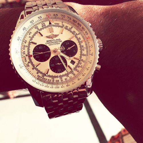 Breitling Navitimer  Watch Chrono Class Style Fashion
