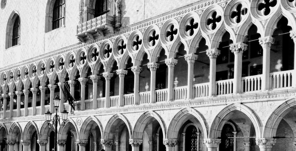 Venice , Italy Architectural Column Architecture Built Structure Building Exterior No People Indoors