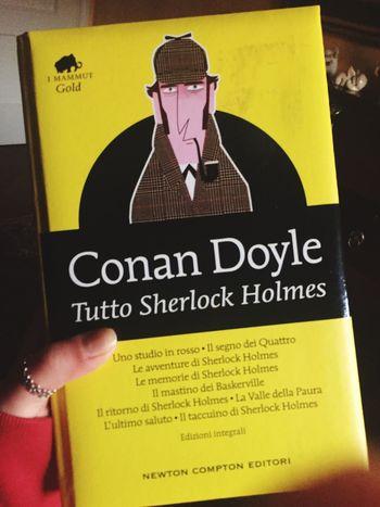 The Holy Bible. Sherlock Sherlockholmes Johnwatson Conandoyle