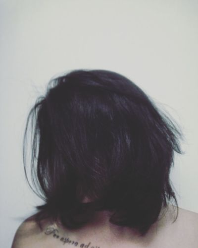 Black Hair Indoors  Human Hair Black Color Lifestyles Hair Straight Hair Poland Polish Polishgirl First Eyeem Photo