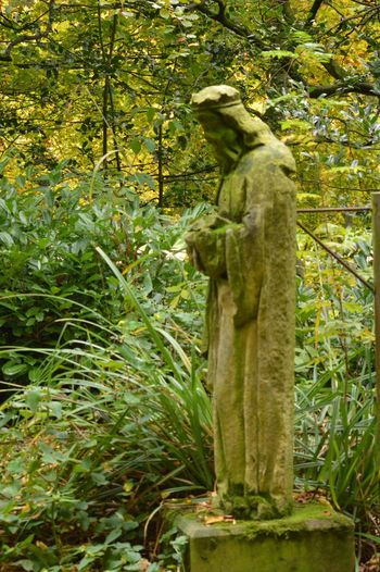 Statue in the woods 1 Travel Destinations