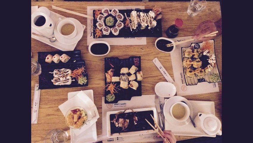 Geilschmeckfresschen Sushi Time