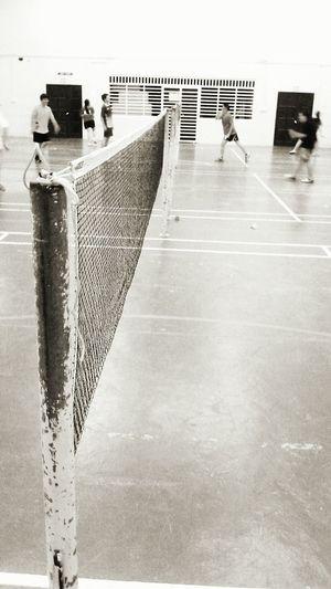 Badmintonday