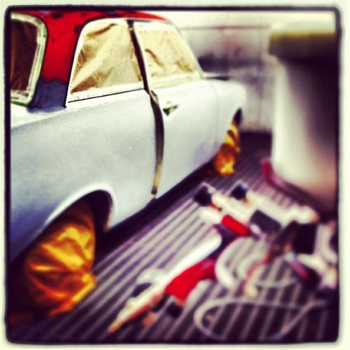 Paintcar Paintcars Devilbiss . Standox . Sikkens