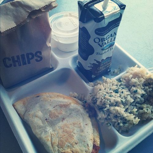 Chipotle kids meal...in love