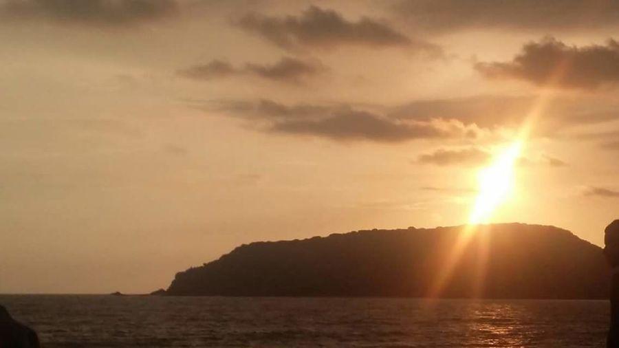 Mazatlan, Sinaloa, Mé Sunset Nature Sun Beauty In Nature No People Sky Water Day xico