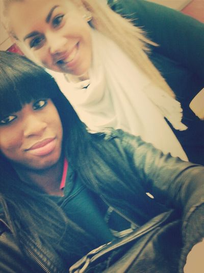 Me And My White Girl!