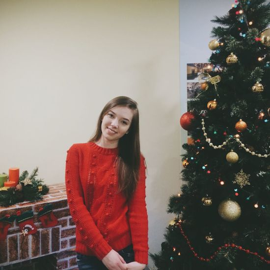 Christmas Girl Russia Check This Out Picoftheday
