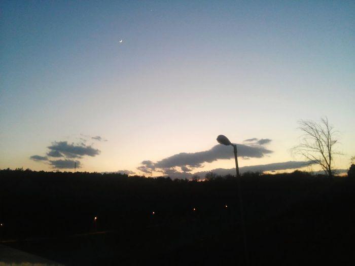 Relaxing Enjoying Life Taking Photos Sunset