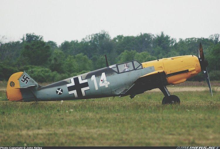 Bf-109-E4 peace