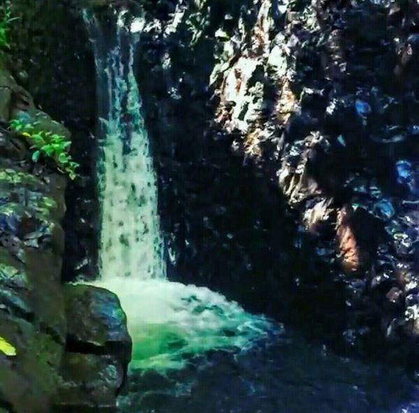 Waterfall Waterfall_collection Beautiful Waterfall Eyemphotography EyeEm Nature Lover River Taking Photos Enjoying Nature Amazing Goodvibes 👌😍😊💛💚💜