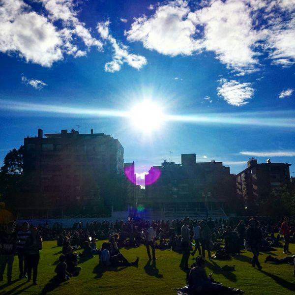 Jazz and sun Bogotá