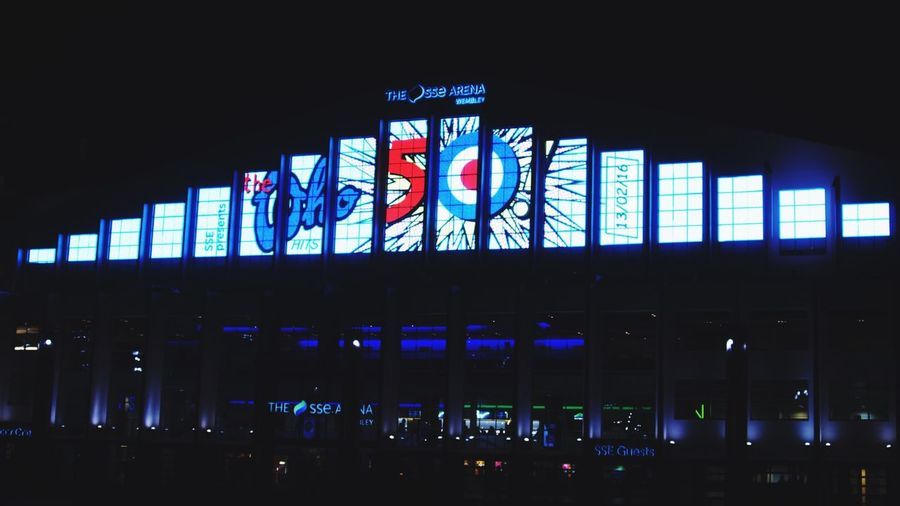 Showcase: February London Music The Who