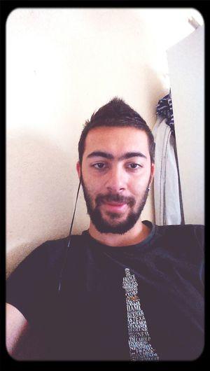 Selfie Handsome Lips Izmir