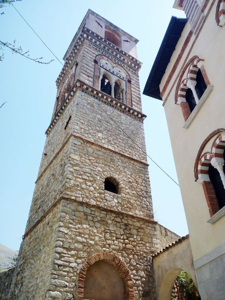 Itri (Latina) Chiesa di S. Maria Religion History Architecture Low Angle View Building Exterior Travel Destinations Spirituality Clock Tower No People Ancient Mypointofview Myownphotography