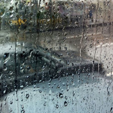 Commute scenery Commute Scenery Manila, Philippines Window View Monsoonseason Rainy Days