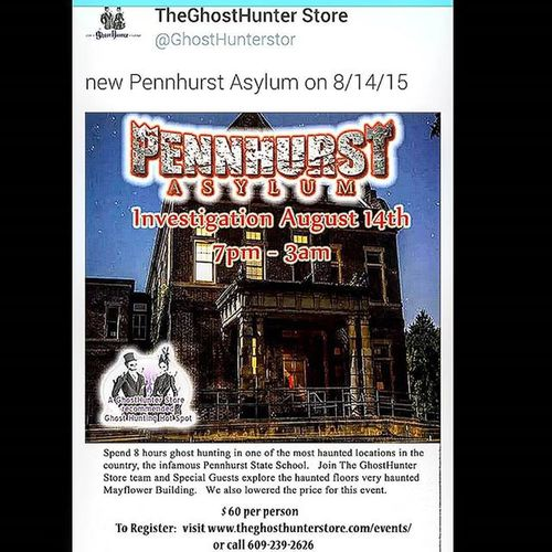 Who's down!??!?! Paranormal Ghosts Investigation Ghosthunting Ghosthunters Paranormalactivity Spirits Anomaly